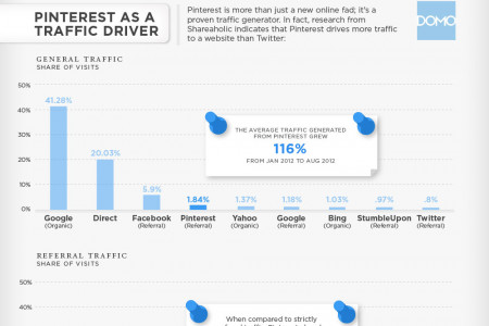 A CEO's Guide To Pinterest Infographic