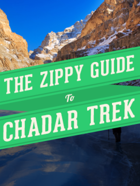 A Complete Guide to Chadar Trek Infographic