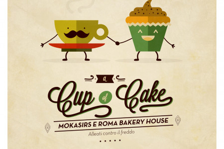 A Cup of Cake Infographic