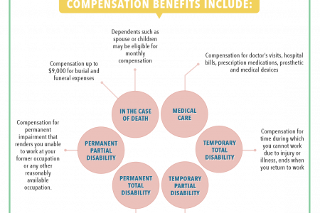 A Guide to Workers' Compensation Infographic