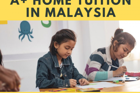A+ Home Tuition in Malaysia Infographic