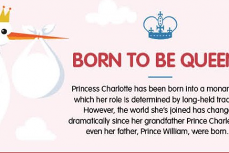 A New Royal Arrival: The practicalities of parenting Infographic