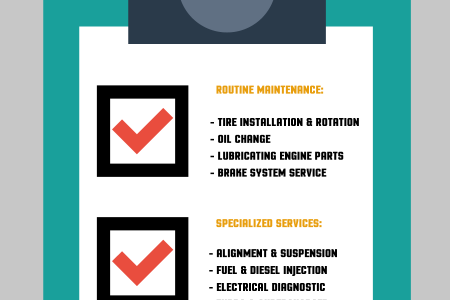A Newcomers Guide to an Automotive Technician Career Infographic