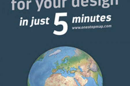 A perfect Globe for your design in just 5 minutes Infographic