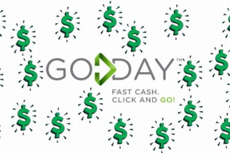 A Short Term Loan Online From GoDay.ca Infographic