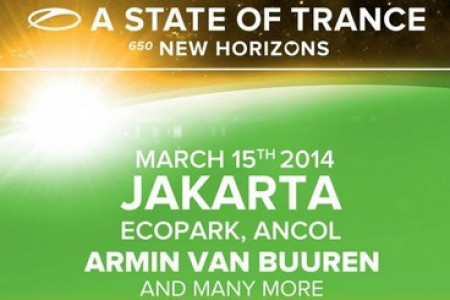 A State of Trance 650 Jakarta 2014 Infographic