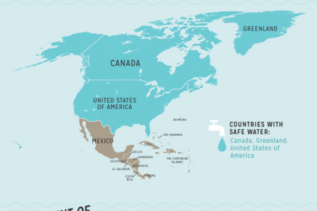A Travellers Guide to Tap Water Infographic