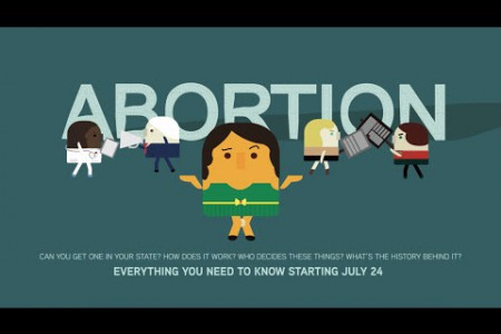 Abortion: Everything You Need To Know Infographic