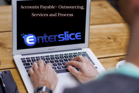 Accounts Payable Outsourcing Services and Solutions Infographic