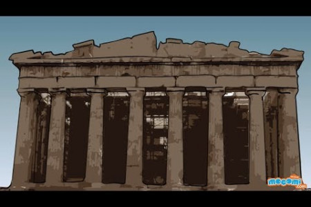 Acropolis of Athens History  Infographic