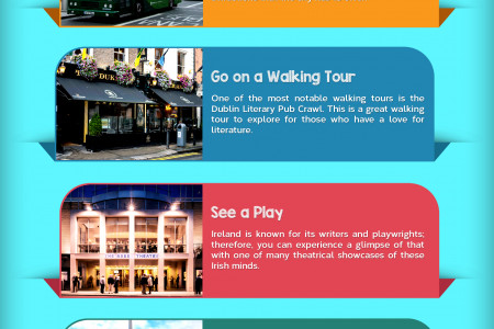 Activities and Sights to Add to Your Dublin Itinerary Infographic