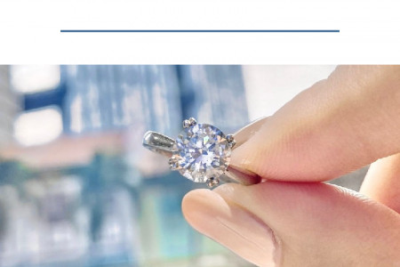 Affordable Engagement Ring Infographic