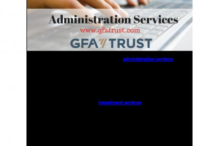 Affordable Package of Corporate Administration Services Infographic