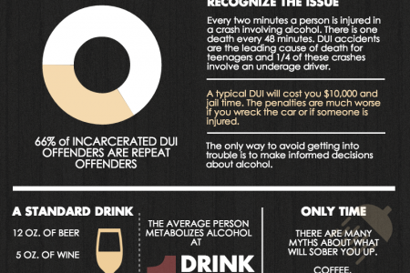 Alcohol Education Infographic