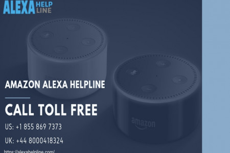 Alexa Customer Service for Troubleshooting Echo Setup Issues Infographic