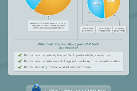 All About Social Monitoring Tools Infographic