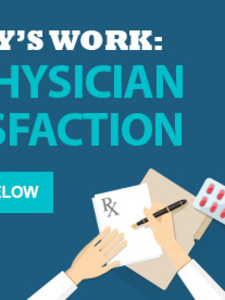 All in a Day's Work: Family Physician Job Satisfaction Infographic