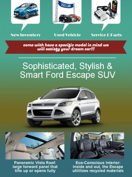 All New Ford Cars for Sale in Alabama Infographic