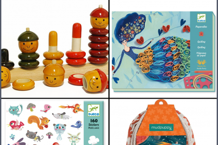 All Toys & Games for Kids Infographic
