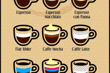 All you need to know about coffee Infographic