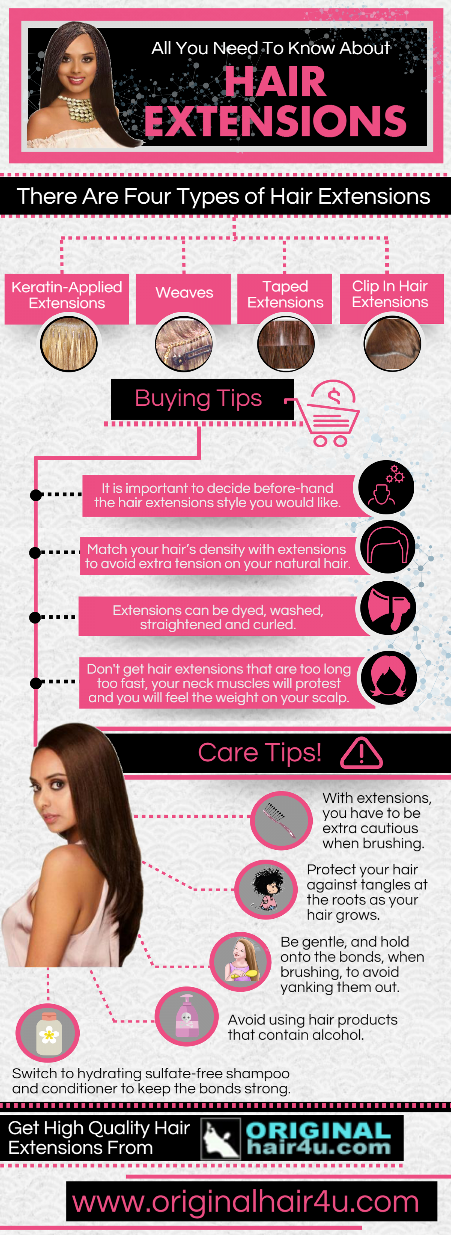 All You Need To Know About Hair Extensions!