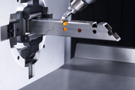 Amazing Advantages of Tube Laser Cutting System Infographic