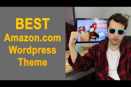 Amazon Wordpress Templates Infographic