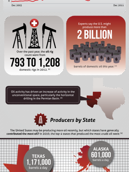 America Rallies Behind Local Oil Production Infographic