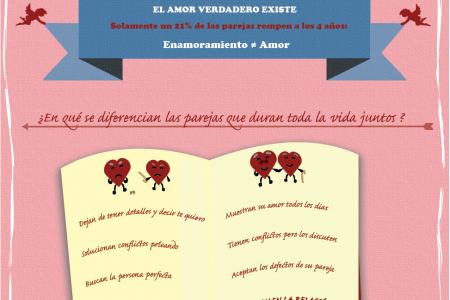 Amor para Siempre Infographic