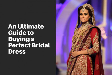 An Ultimate Guide to Buying a Perfect Bridal Dress Infographic
