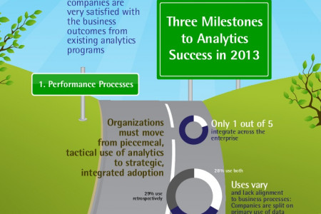 Analytics in Action Research: How Organizations are Measuring Up on the Journey to ROI Infographic