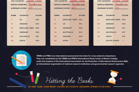 Analyzing Education Infographic