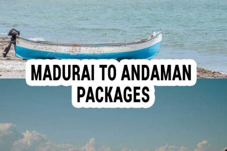 Andaman tour package from Madurai Infographic
