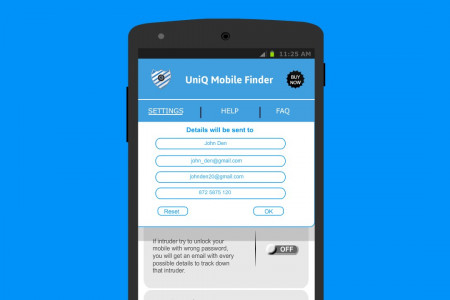 Android device manager? Use UniQ mobile finder to find your phone! Infographic