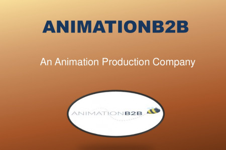 AnimationB2B an Animation Production Company Infographic