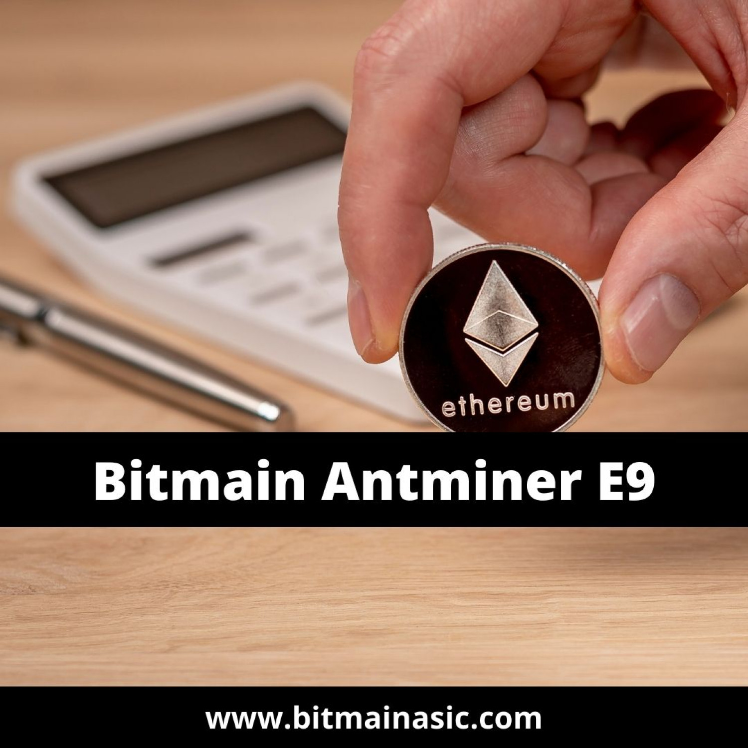 Antminer E9 Review Infographic