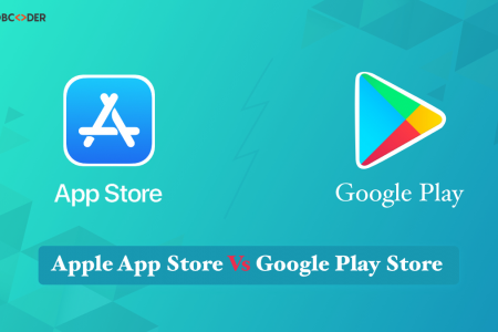 App Store Vs. Google Play   Difference Between Google Play And App StoreChoosing between the app store and google play store is a serious issue. So, here in this blog, you will find out the basic difference between google play and app store. Infographic