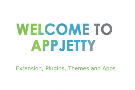AppJetty - Extension, Plugins, Themes and Apps Infographic