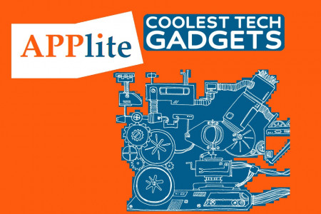 Applite - Your source of the latest technology news and rumours Infographic