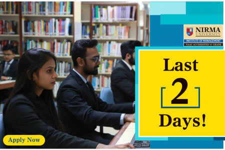 Apply Now for MBA 2020 and Enhance your career Infographic