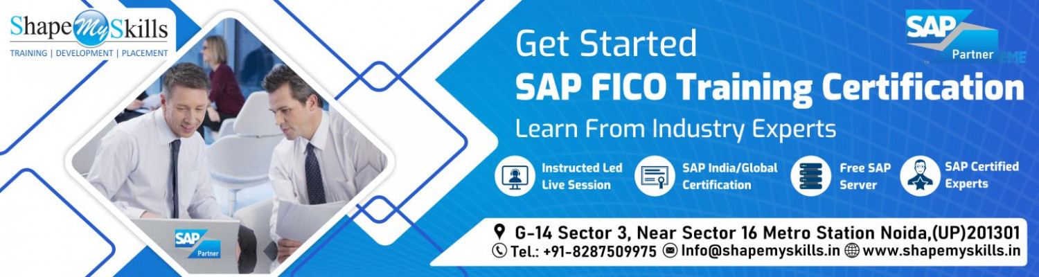 Apply SAP FICO Training in Noida Infographic