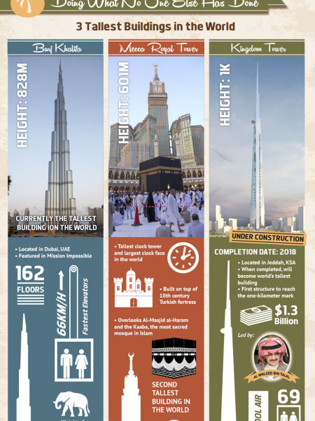 Arab Wealth - Everything You Need to Know Infographic