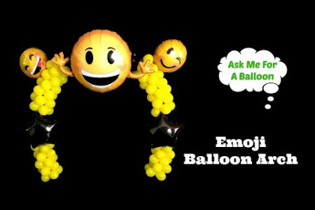 Arch Balloons for Parties - Balloons Online Infographic