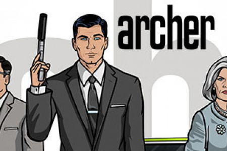 Archer, How I Met Your Mother et Sleepy Hollow! Infographic