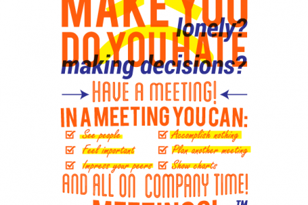 Are Meetings Killing Your Productivity? Infographic