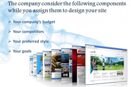 Are you looking for a powerful and visually appealing website Infographic