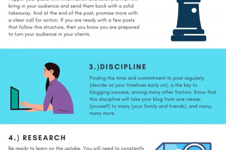 Are you Ready to Blog? Infographic