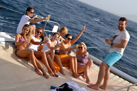 Are you ready to enjoy a Private Luxury Yacht Charters in Dubai? Infographic