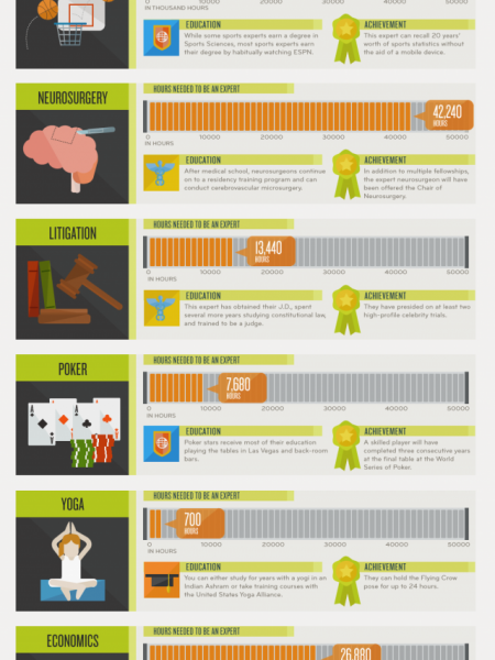 Are you REALLY an Expert? Infographic
