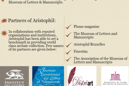 Aristophil: A perfect destination to find obsolete things Infographic